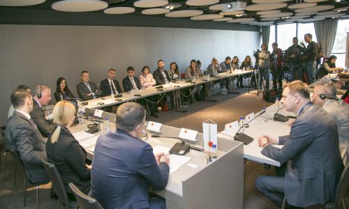 The Montenegrin Foreign Investors Council held its regular Assembly meeting
