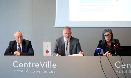 Press Conference White Book: Investment climate in Montenegro 2016-2017