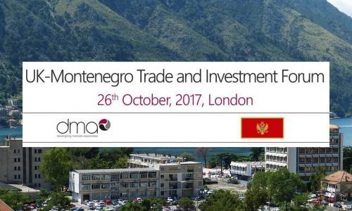 UK - Montenegro Trade & Investment Forum